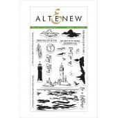 Набор штампов Altenew BE A LIGHTHOUSE
