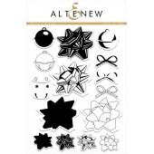 Набор штампов Altenew BELLS AND BOWS