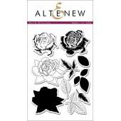 Набор штампов Altenew BOLD BLOSSOM