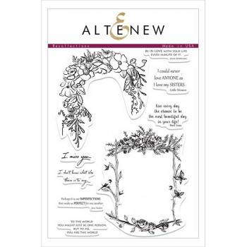 Набор штампов Altenew RECOLLECTIONS