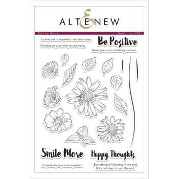 Набор штампов Altenew SMILE MORE