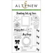 Набор штампов Altenew HAPPY MAIL