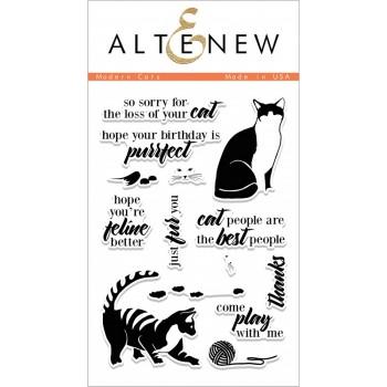 Набор штампов Altenew MODERN CATS