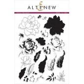 Набор штампов Altenew PEONY BOUQUET