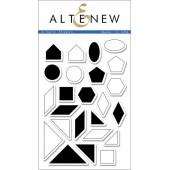 Набор штампов Altenew SIMPLE SHAPES