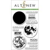 Набор штампов Altenew TO THE MOON