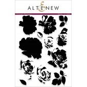 Набор штампов Altenew FLORAL FANTASY