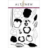 Набор штампов Altenew PRETTY PANSIES