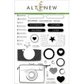 Набор штампов Altenew SNAPSHOTS