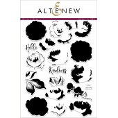Набор штампов Altenew WINTER ROSE