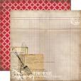 Набор бумаги для скрапбукинга Carta Bella HOME SWEET HOME 30х30см