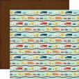 Набор бумаги для скрапбукинга Echo Park LITTLE MAN 30х30см