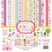 Набор бумаги для скрапбукинга Echo Park PERFECT PRINCESS 30х30см