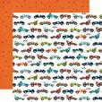 Набор бумаги для скрапбукинга Echo Park IMAGINE THAT - BOY 30х30см