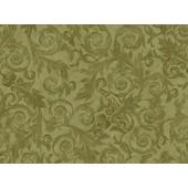 Ткань лоскутная CHATEAU зелень 50х55см
