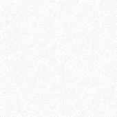 Ткань лосткутная BABY SPRINKLES ЗАВИТКИ БЕЛАЯ 50х55см