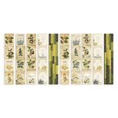 Набор карточек для скрапбукинга Фабрика Декора BOTANY SUMMER