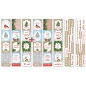 Набор карточек для скрапбукинга Фабрика Декора SMILE OF WINTER