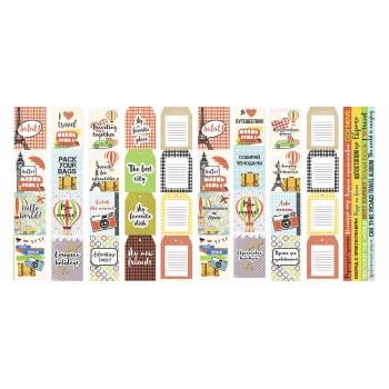 Набор карточек для скрапбукинга Фабрика Декора EUROPEAN HOLIDAYS
