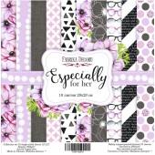 Набор бумаги для скрапбукинга Фабрика Декора ESPECIALLY FOR HER 20х20см