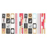 Набор карточек для скрапбукинга Фабрика Декора CHRISTMAS FAIRYTALES 30х30см карточки