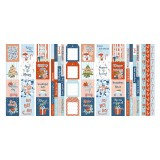 Набор карточек для скрапбукинга Фабрика Декора WINTER IN THE CITY 30х30см карточки