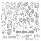 Лист для раскрашивания Фабрика Декора COOL SCHOOL 30х30 для акварели