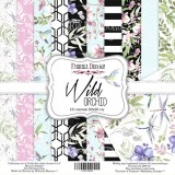 Набор бумаги для скрапбукинга Фабрика Декора WILD ORCHID 20х20см
