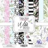 Набор бумаги для скрапбукинга Фабрика Декора WILD ORCHID 30х30см
