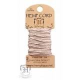 Шнур из пеньки Hemptique HEMP CORD натуральный