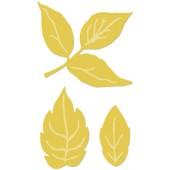Набор ножей для вырубки Kaisercraft LEAVES листья