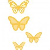 Набор ножей для вырубки Kaisercraft LAYERED BUTTERFLIES многослойные бабочки