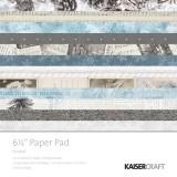 Набор бумаги для скрапбукинга Kaisercraft FROSTED 15х15см