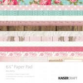 Набор бумаги для скрапбукинга Kaisercraft MISS BETTY 15х15см