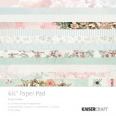 Набор бумаги для скрапбукинга Kaisercraft FAIRY GARDEN 15х15см