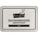 Чернильная подушечка Lawn Fawn YETI PIGMENT белый