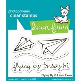 Набор штампов Lawn Fawn FLYING BY