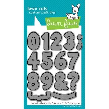 Набор ножей для вырубки Lawn Fawn QUINN'S 123S