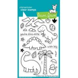 Набор штампов Lawn Fawn CRITTERS FROM THE PAST