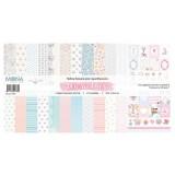 Набор бумаги для скрапбукинга MoNa design CHIC WEDDING 30x30см