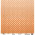 Набор бумаги для скрапбукинга MoNa design DOTS 30x30см