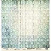 Лист бумаги для скрапбукинга MoNa design ANCHORS коллекция Sea Party 30х30см