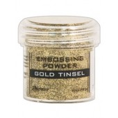 Пудра для эмбоссинга Ranger GOLD TINSEL