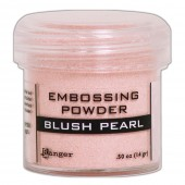 Пудра для эмбоссинга Ranger BLUSH PEARL розовая