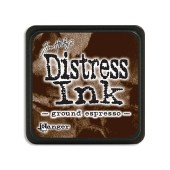 Чернильная подушечка Ranger MINI DISTRESS PAD GROUND ESPRESSO