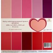 Набор текстурного кардстока Рукоделие АССОРТИ-5 30x30см