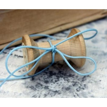 Шнур декоративный Scrapberry's голубой