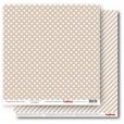 Набор бумаги для скрапбукинга Scrapberry's ЭЛЕГАНТНО ПРОСТО 30х30см