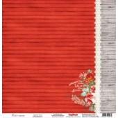 Лист бумаги для скрапбукинга Scrapberry's ОСОБЫЙ СЛУЧАЙ коллекция Элегия 30х30см