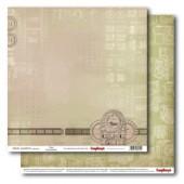 Лист бумаги для скрапбукинга Scrapberry's ДИАФРАГМА коллекция Фотоархив 30х30см